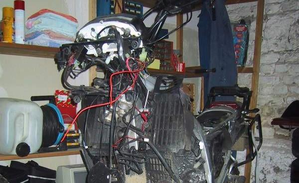 Schrauberkurs für Motorradfahrer
