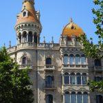 Haus am Plaça de Catalunya